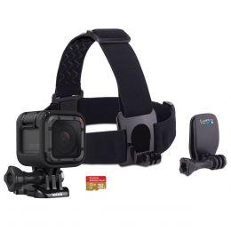 Sears: GoPro Hero 5 Sessions + Head strap + SD de 32 Gb