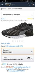 Amazon: Puma ignite dual
