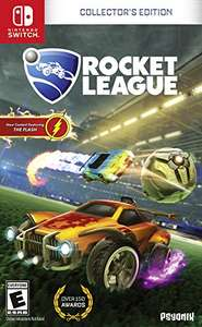 Amazon USA: Rocket League Collectors Edition para Nintendo Switch