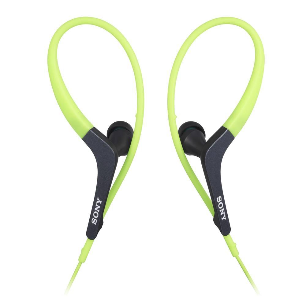 Walmart: Audífonos Sony MDR-AS400EX verdes a $250