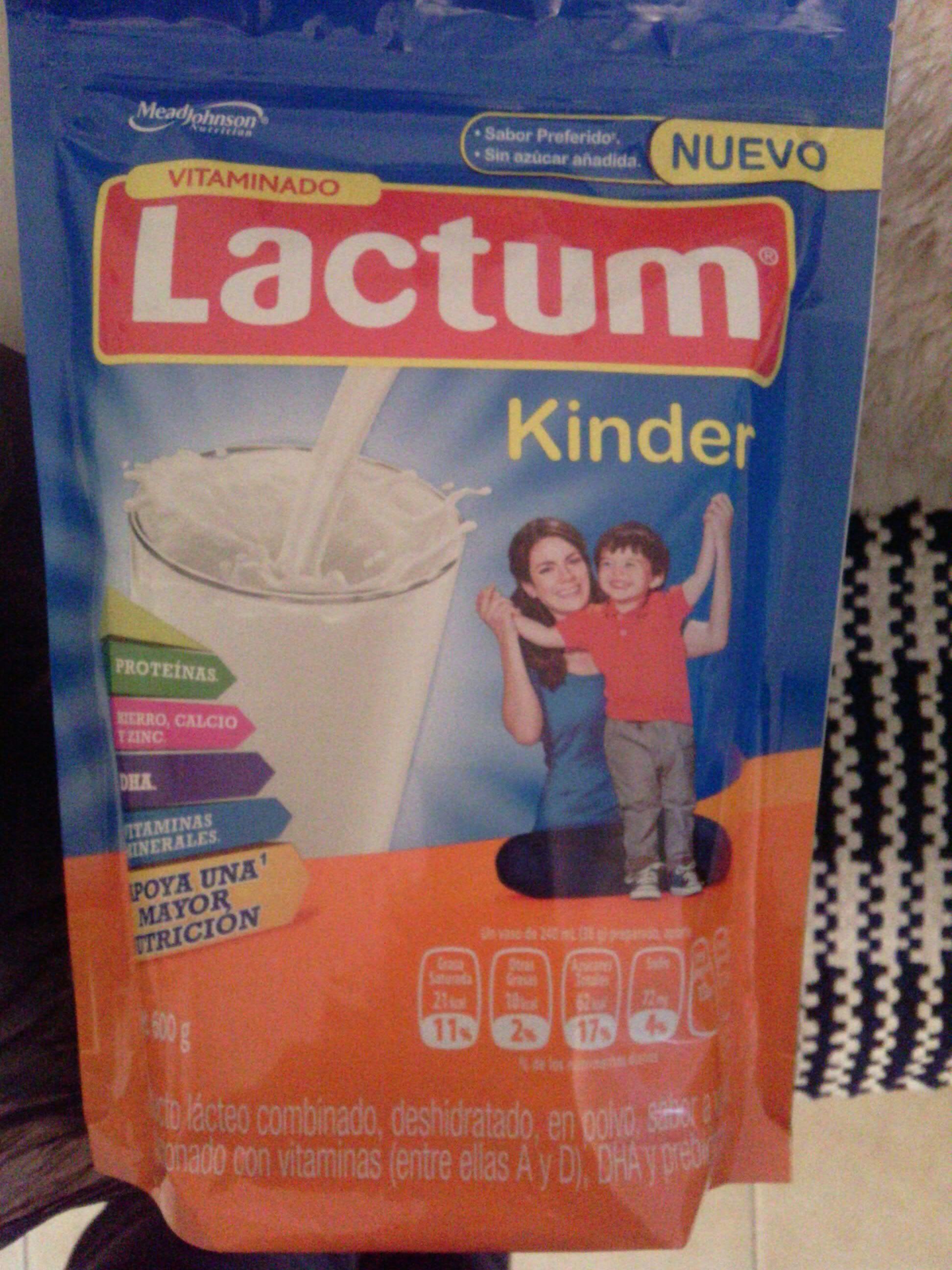 Bodega Aurrera: Lactum kinder 56.03 y avenitas granvita 7.03