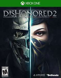 Mixup: Dishonored 2 para Xbox One $398