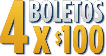 Cinépolis: 4 boletos por $100 funciones antes de las 3