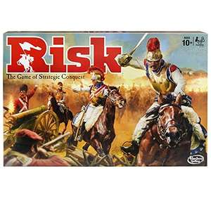 Amazon: Hasbro RISK