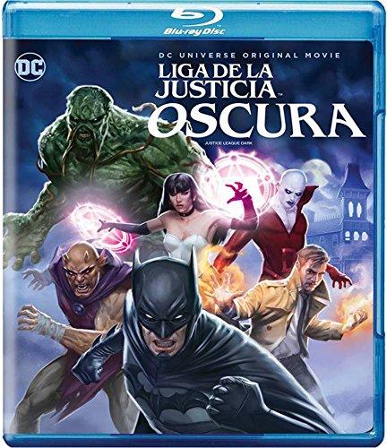 Amazon: Justice league dark Bluray