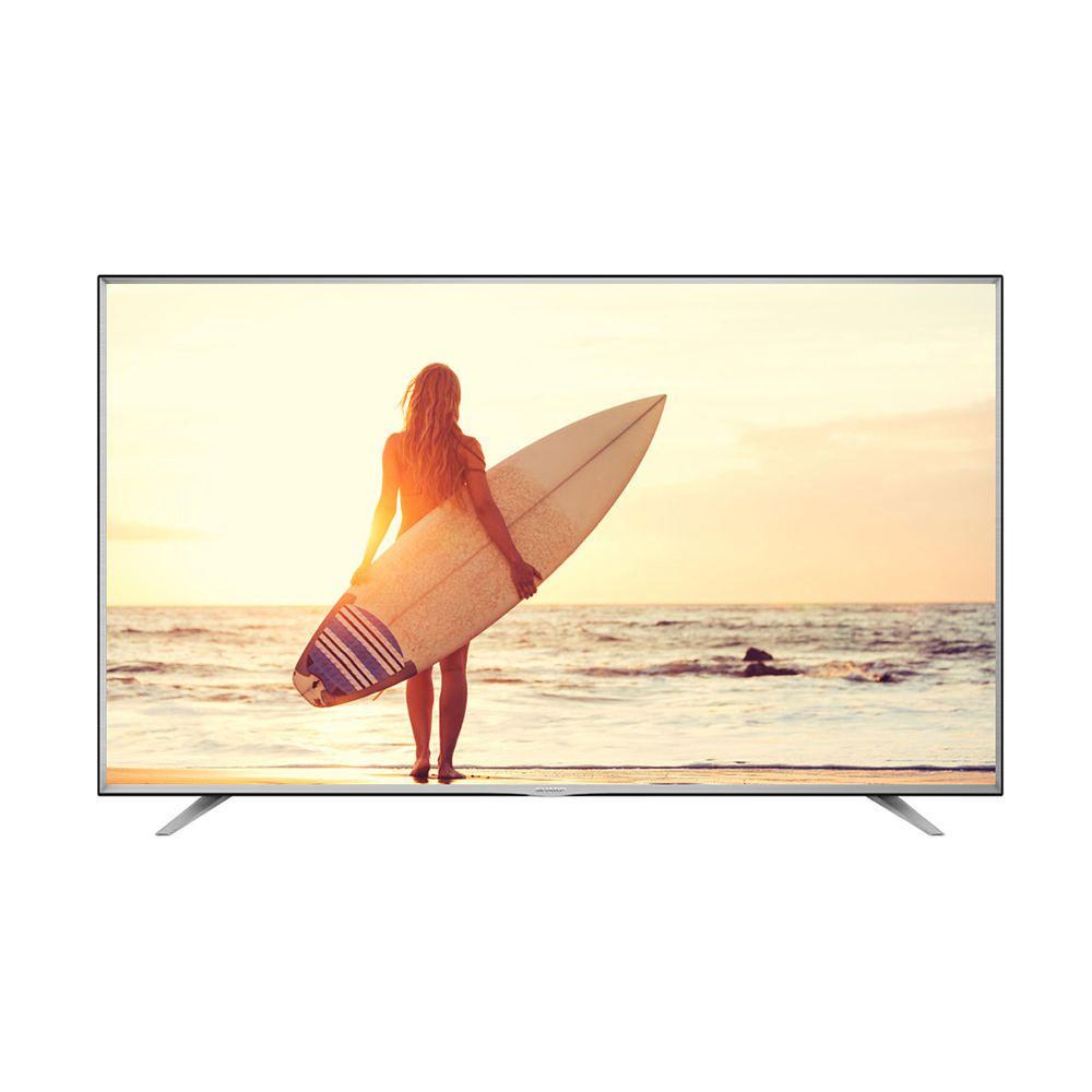 """Elektra: Pantalla Sharp 55"""" 4k HDR Smart TV LC-55P7000U y más..."""