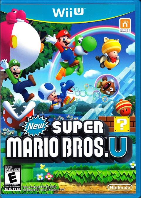 Sanborns: New Super Mario Bros U $299 y mas...