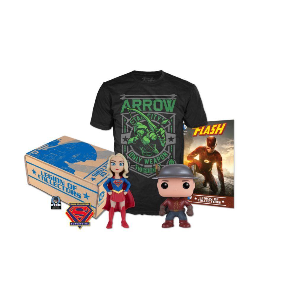 Elektra: DC COMICS TV PACK COLECCIONABLE talla:MEDIANA