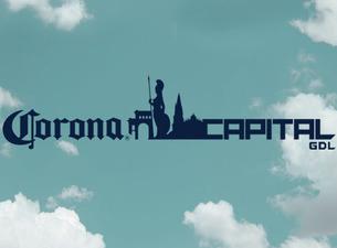 Ticketmaster: Corona Capital GDL General 3x2