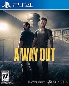 Amazon: A Way out para PS4 o Xbox One $599  preventa