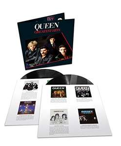 Amazon: QUEEN Greatest Hits en Vinyl vendido por Amazon U.S.A con prime.