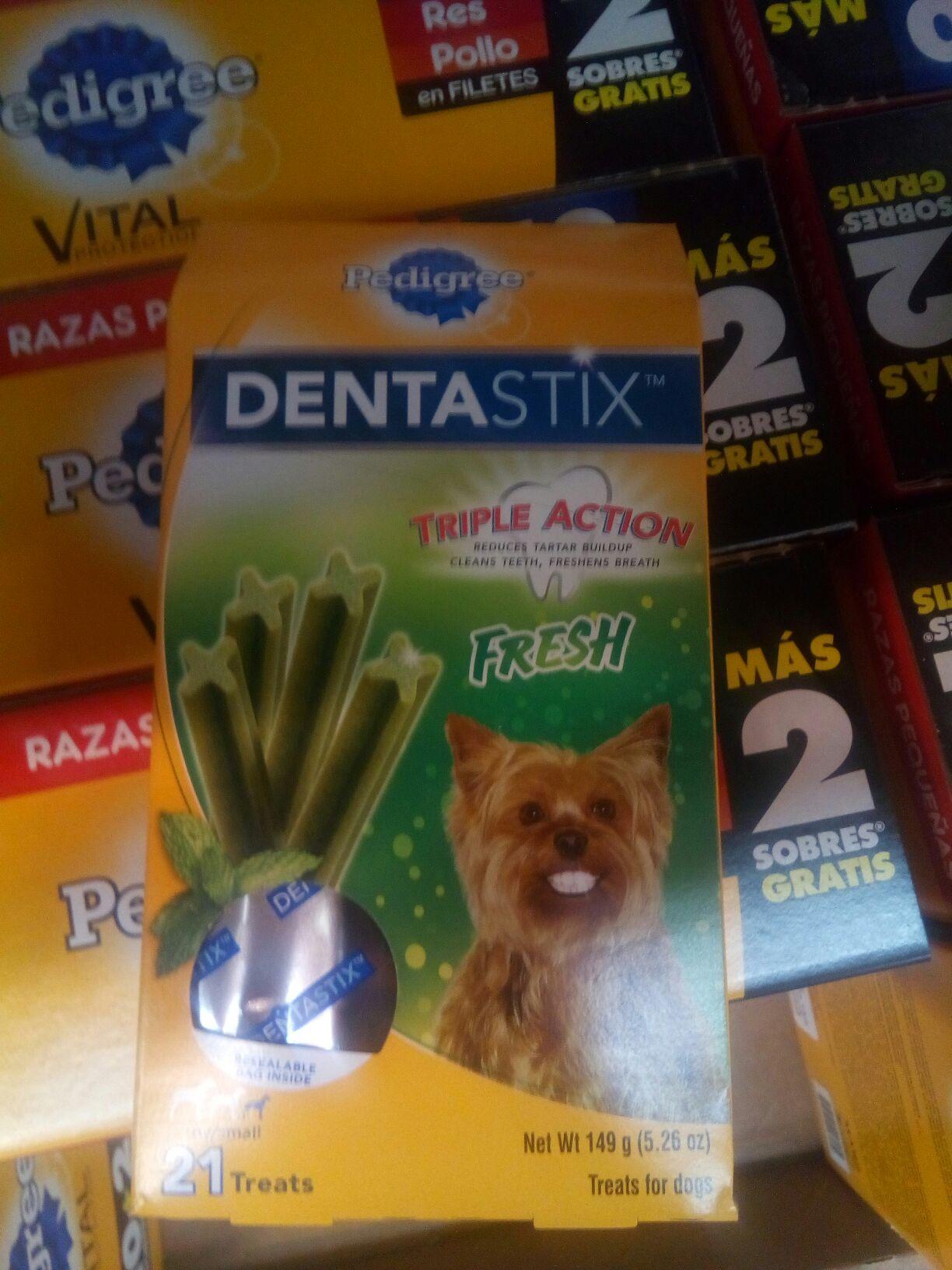 Sam's Club: Palitos de higiene bucal para los perro