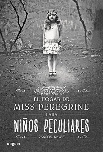 Amazon: El hogar de miss Peregrine para niños peculiares / LIBRO PASTA BLANDA