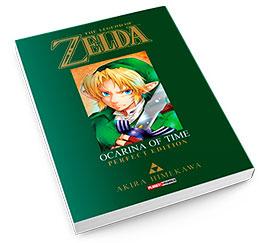 Panini Manga: Zelda Colección Completa