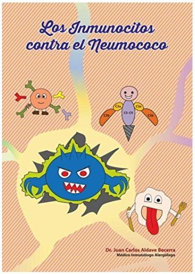 """Amazon Kindle Gratis: """"Los inmunocitos vs el neumococo: la importancia de la vacuna"""" (otro de la serie de inmunología fácil)."""
