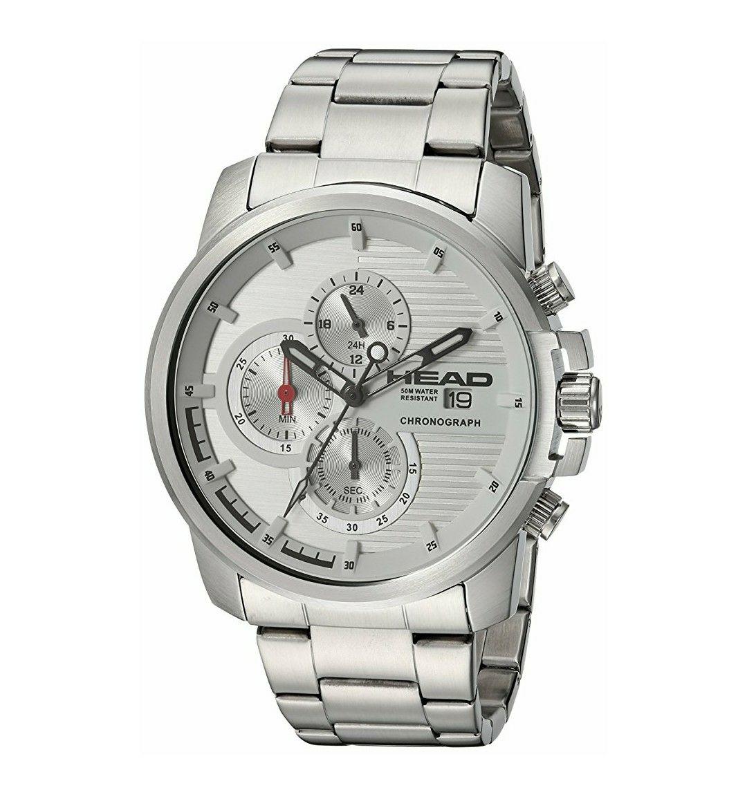 Amazon: Reloj Caballero Head $852