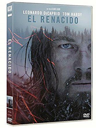 Amazon: El renacido (DVD)