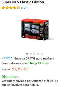 Amazon: SNES Classic Edition