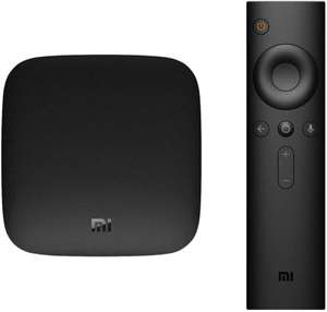 Amazon: Xiaomi Mi Box 3 dispositivo de streaming, android TV, 4K Ultra HD + HDR