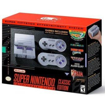 Linio: Consola Nintendo Classic Mini SNES