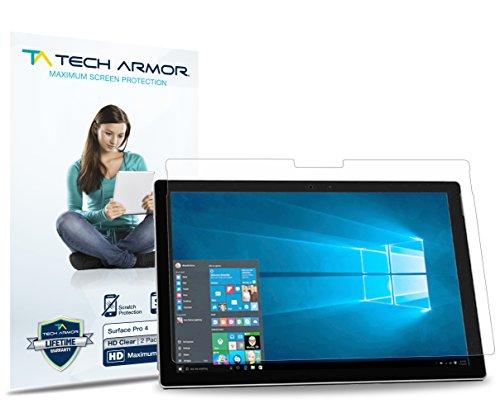 Amazon: Surface Pro 4 Protector de Pantalla [Paquete con 2]