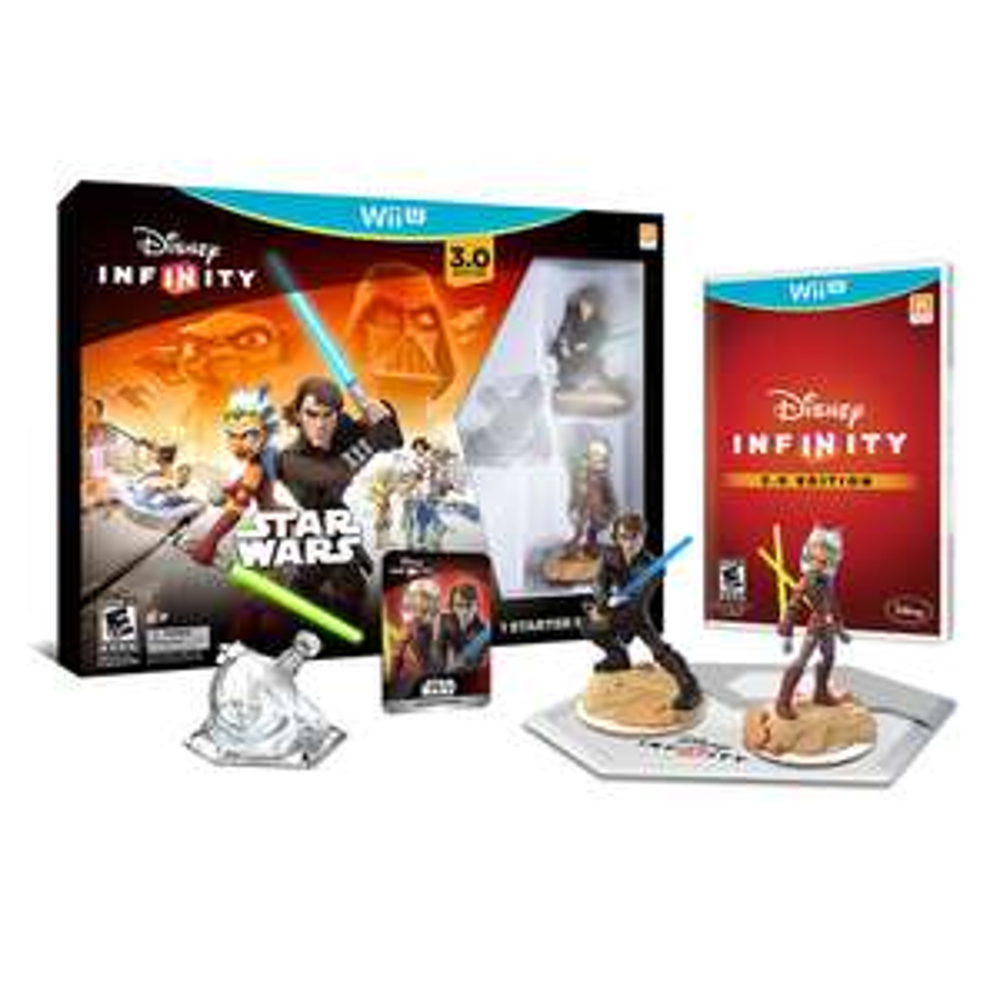 Walmart: Disney Infinity 3.0 Starter Pack - STAR WARS