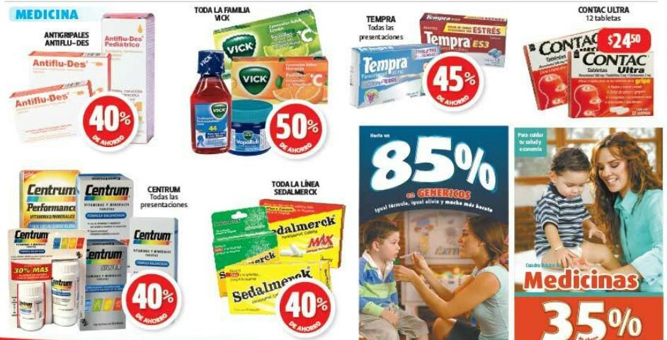 Farmacias Guadalajara: 3x2 en sopas Maruchan, 40% en Energizer y Gatorade, 45% en Tempra y más