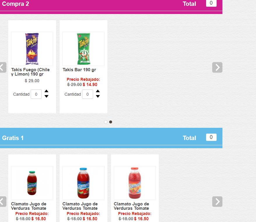 HEB en línea y tienda: Compras 2 Takis de 190 gr a $29.80 y Gratis 1 Clamato de 473 ml