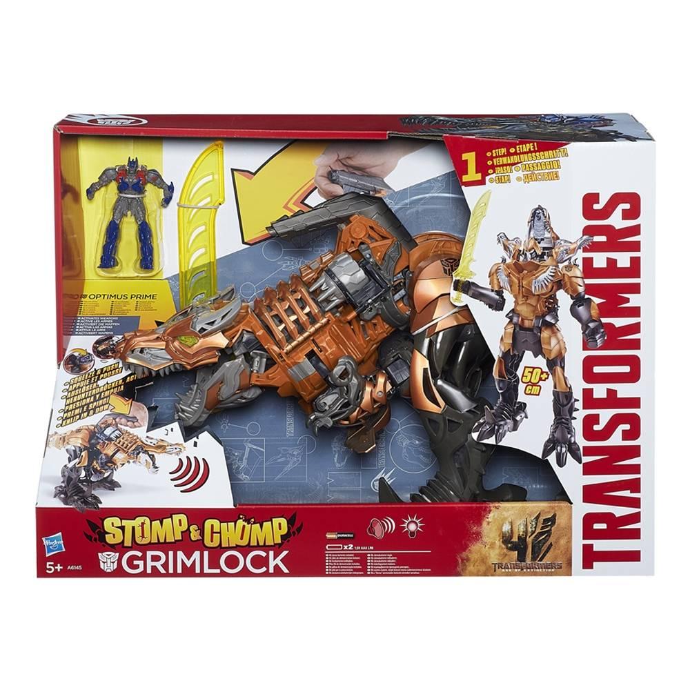 Walmart: juguete Tranformers Stomp & Chomp Grimlock $199 (de $1,999)