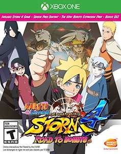 Amazon: Naruto: Ultimate Ninja Storm 4 - Road to boruto para Xbox One