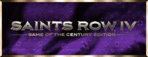 Año nuevo lunar Steam: Saints Row IV: Game of the Century Edition