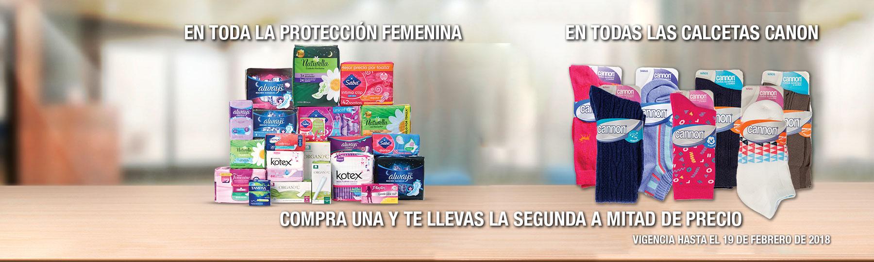 La Comer y Fresko: Ofertas de fin de semana (2x1 1/2 en jugos, granolas, protección femenina y calcetas Canon); -$20 por cada $100 en accesorios para videojuegos