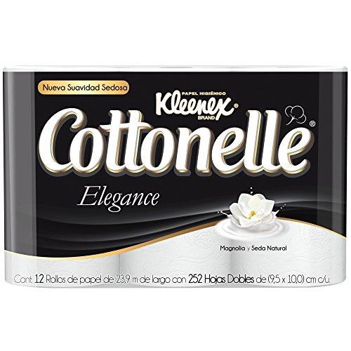 Amazon: Kleenex Cottonelle Elegance 12 Rollos