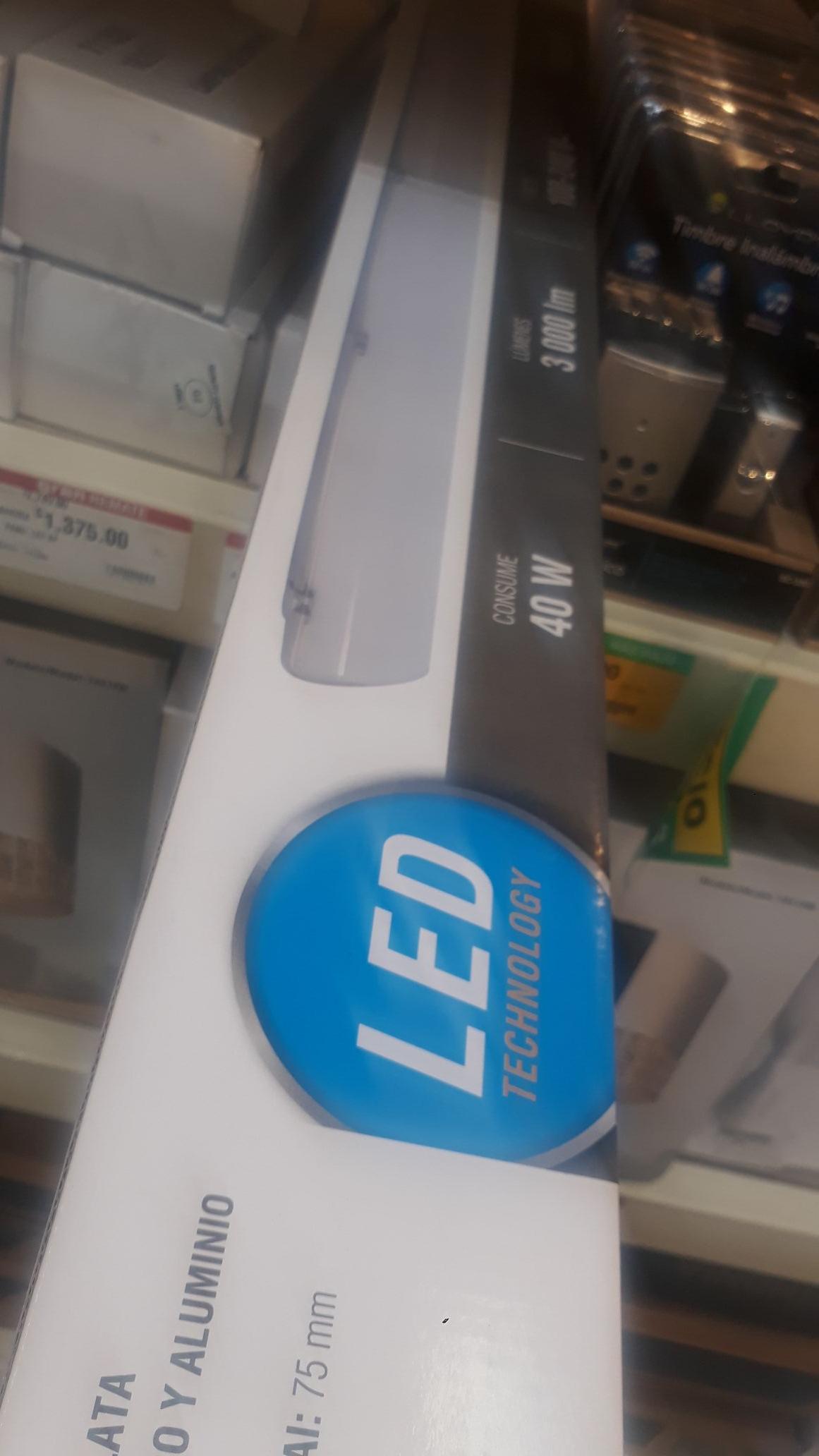 Home Depot  veracruz puerto: panel led y varios articulos de iluminacion con des