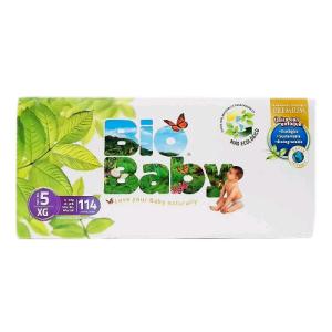 Soriana: Pañales Bio Baby Caja 114 etapa 4 y 5 a menos de $220 pesos