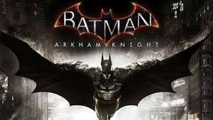 Steam: Batman Arkham Night PC