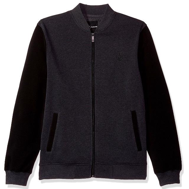 Amazon: Suéter Talla grande, color carbón