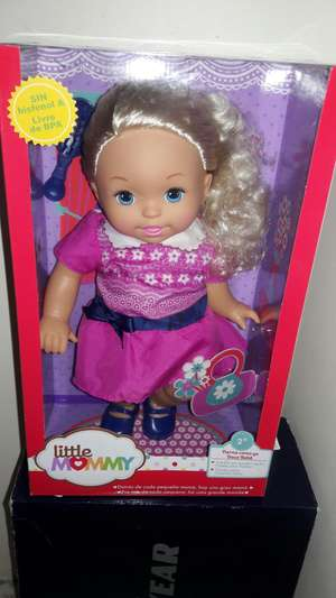 Walmart: Muñeca little mommy