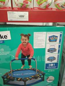 Sam's Club: trampolin smart trike 3 en 1