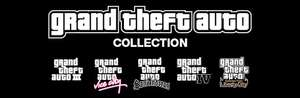 Steam: Grand Theft Auto Collection (Vice City, San Andreas, Liberty City, III y IV)