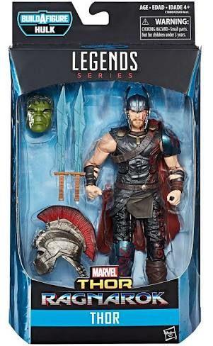Amazon: Marvel Legends Thor, Loki y sus compas