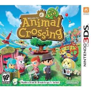 Linio. Animal Crossing New Leaf para Nintendo 3DS a $329