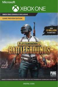 Cdkeys: PlayerUnknown's Battlegrounds Xbox One