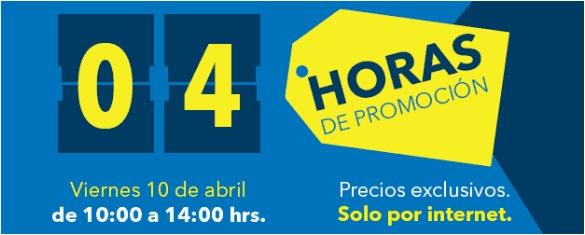 Best Buy: 4 Horas de Promocion