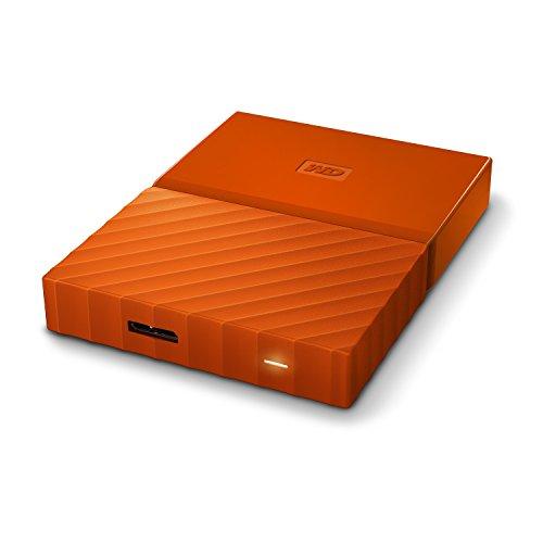 Amazon : Disco duro WD 4TB 3.0 Portátil c/Prime