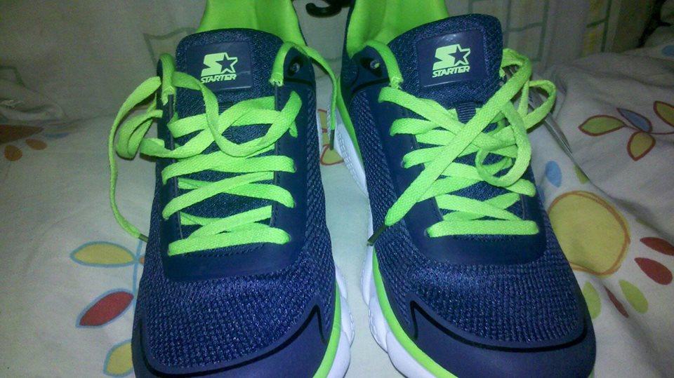 Walmart: liquidación tenis starter en 60 pesos de 398 pesos con promonovela y zapato caballero marca cosmo co en 90 pesos