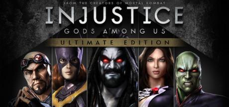 Steam: 75% de descuento en Injustice Gods Among Us Ultimate Edition