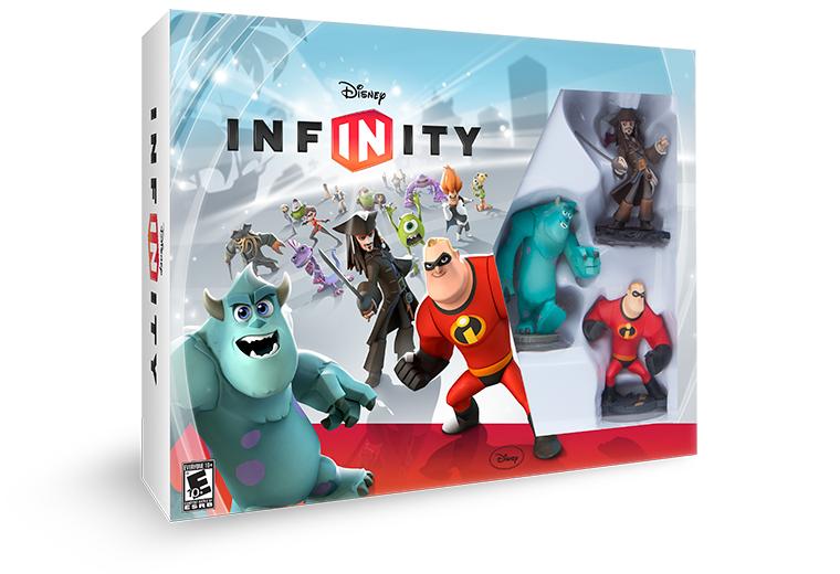 Sam's Club: Disney Inifnity para Wii U $199
