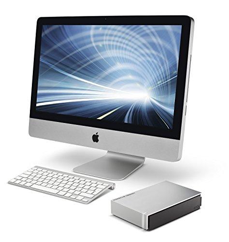 Amazon: 4TB LaCie Porsche Design P '9223 Slim, De escritorio, USB 3.0 para MAC