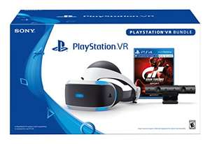 Amazon: PlayStation VR Bundle Gran Turismo